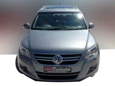 2008 VOLKSWAGEN TIGUAN 2.0TDI SPORT&STYLE 4MOTION AUTO Auto For Sale On Auto Trader South Africa