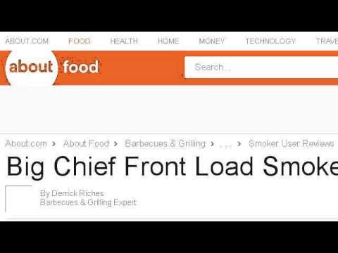 How To Use A Little Chief Electric Smoker Youtube