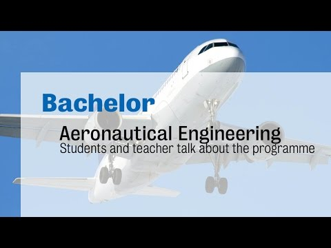 Bachelor programme Aeronautical Engineering at Inholland University - Students and teacher