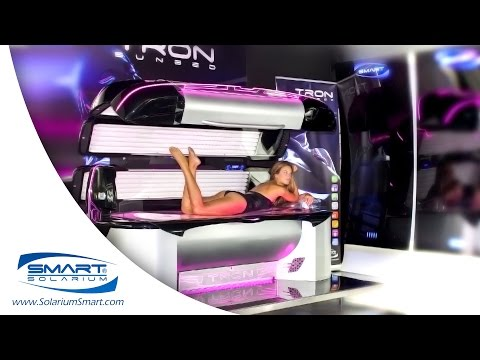 TRON HP4 Sunbed - Tanning Of A Lifetime