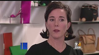 Kate Spade Suicide Sheds Light On Trend Among Middle-Aged Women