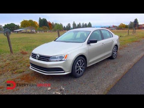 Here's the 2015 Volkswagen Jetta on Everyman Driver