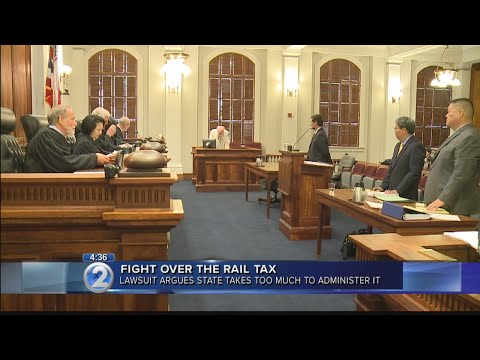 Hawaii Supreme Court considers lawsuit challenging rail tax