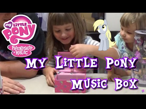 My Little Pony Music Box filled with Surprises!