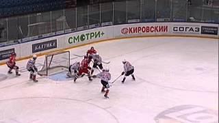 Авто 3-4(Б) Кузнецкие Медведи, ГОЛЫ, 7 октября, 2014
