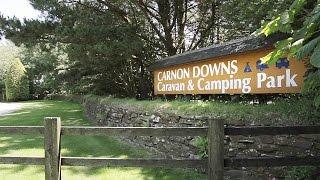 Carnon Downs Caravan & Camping Park Cornwall