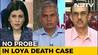 """""""No Probe In Judge Loya's Death"""": Is The Case Now Settled?"""