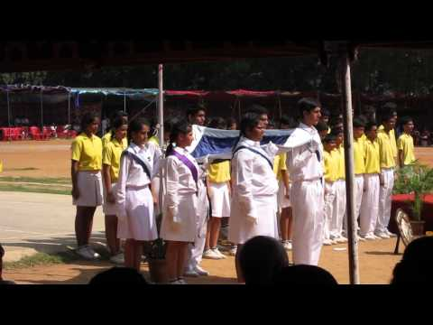 Sports Day, 2012 - Closing Ceremony