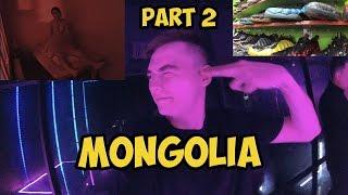 MONGOLIA VLOG 2 | FAIL, DRINK and PORNO