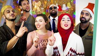 Was Leute denken, was Muslime an Weihnachten tun