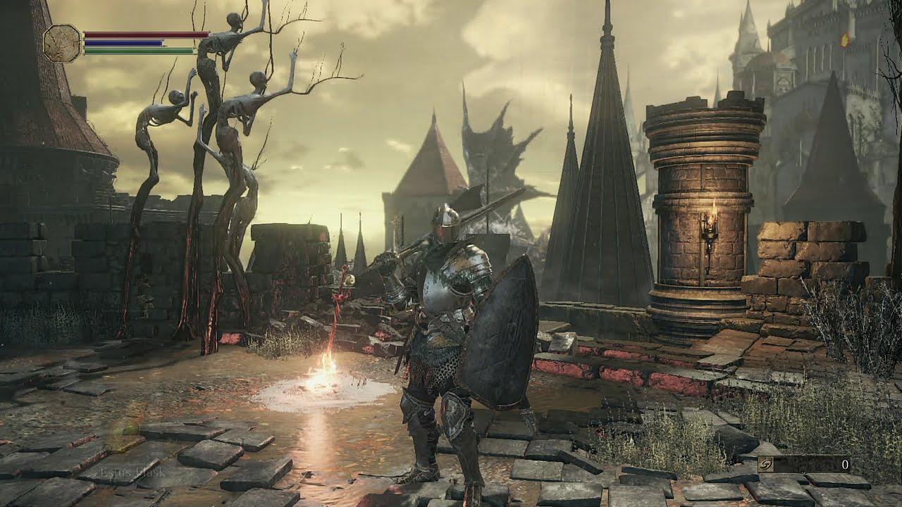 Oroboro Build Dark Souls