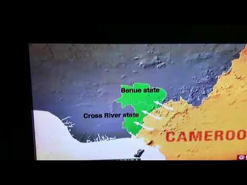 BBC Reporting massive destruction massacre citizen Federal Republic of Ambazonian former British