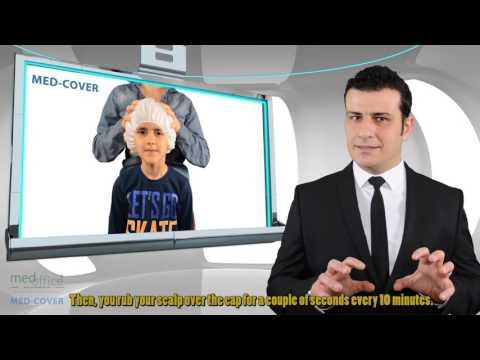 Med-Cover Bit Bonesi - Med-Cover Lice Cap