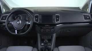 Volkswagen Sharan (2015 Facelift)