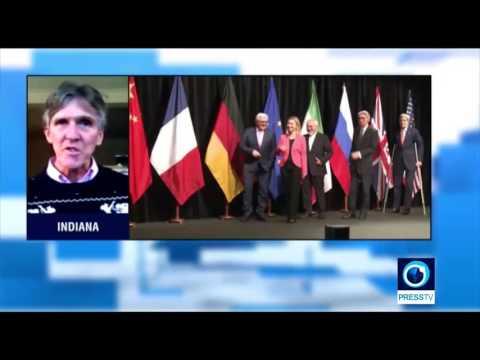 E. Michael Jones - The Iran Deal, Trump, the EU and Nato