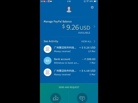 Lucky Gift App PayPal Redemption with Payment Proof in Hindi - YouTube