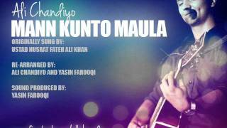 Download Hindi Video Songs - Ali Chandiyo - Mann Kunto Maula [Audio]