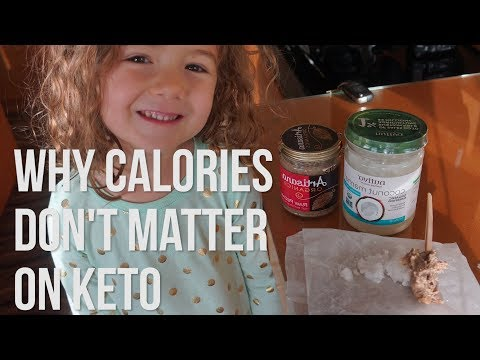 Why Calories Don't Matter (as much) on Keto