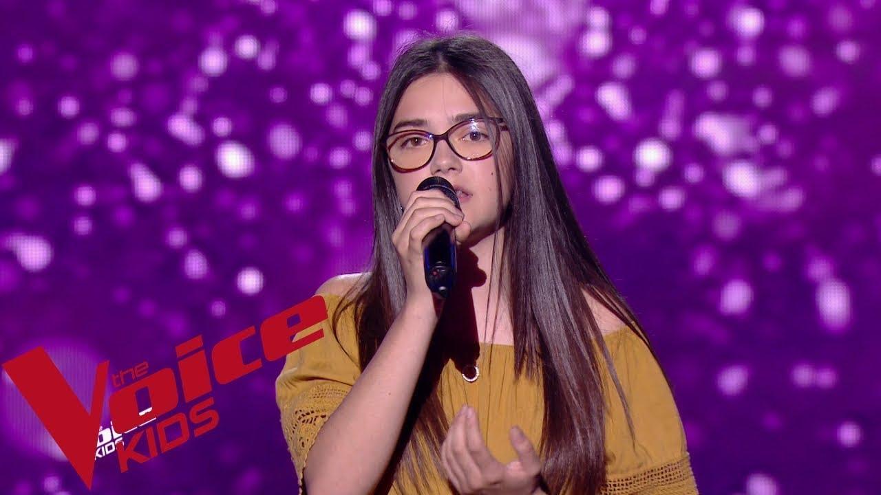 Marie Si T Etais La Louane The Voice Kids France 2019 Blind Audition Youtube