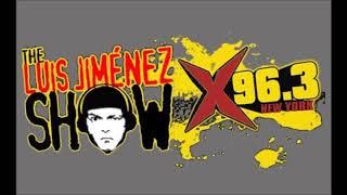 Luis Jimenez Show - Febrero 20 de 2018