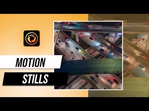 Create A Dynamic Vibrant Motion Stills | PhotoDirector Photo Editor Tutorial