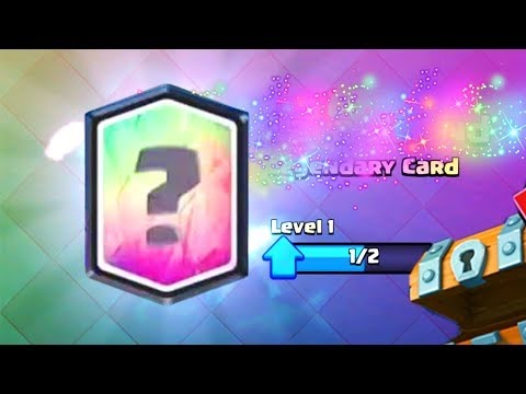 Clash Royale 11 Dobili Smo Legendarnu Kartu Iz Free Cesta Youtube
