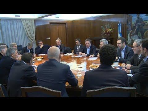 Austeridad fiscal, sintonía con el Central y medidas para reducir la pobreza, pidió Dujovne