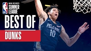 Best of Dunks! | MGM Resorts NBA Summer League Video