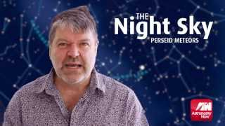 See the Perseid meteor shower