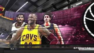 2016 NBA Playoffs Intro | CLE vs ATL