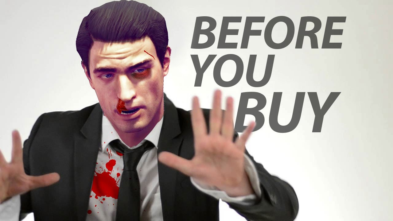 Mafia II: Definitive Edition - Before You Buy (Video Game Video Review)