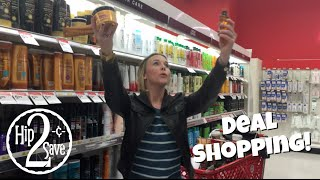 SAVE BIG at Target! (Easter Clearance, Hair Care, Toilet Paper & MORE!) | Deal Shopping with Collin