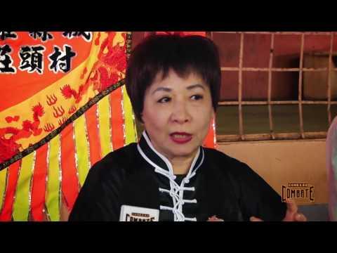 O Conexão Combate acompanhou a passagem da Grã Mestra Lily Lau pela capital goiana.