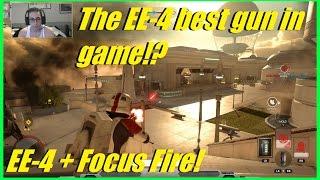 star wars battlefront ee 4 focus fire best blaster in game   great setup 100 kills 2 games