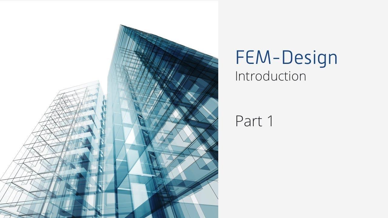StruSoft | FEM Design | Structural Analysis and Design Software