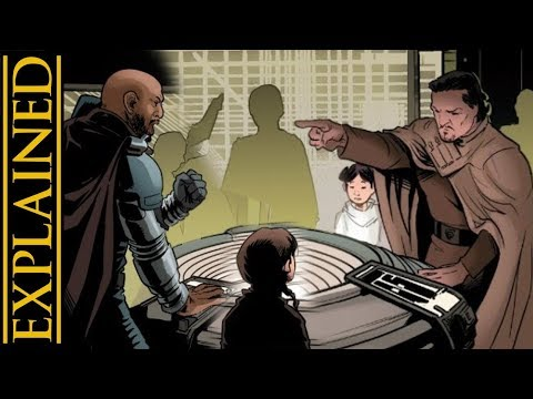 All the New Rogue One Scenes Revealed in the Comic Adaptation