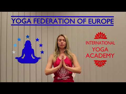 Yoga Teacher Training in Prague - Yoga Federation of Europe