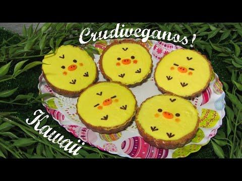 Cheesecake CRUDIVEGANO/RAW Kiiroitori de Limón