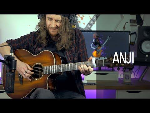 Anji - Davy Graham/Simon & Garfunkel (Acoustic Guitar Cover) mp3