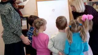 Конспект образовательной деятельности для детей с нарушением речи