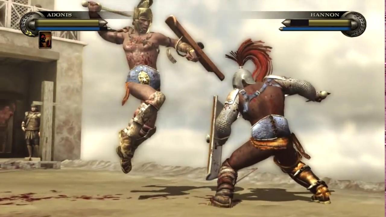Spartacus Games