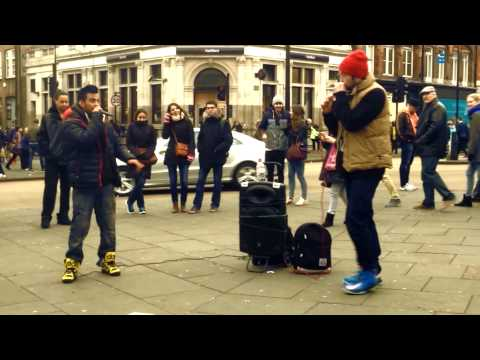 The Beatbox Collective @ Camden Town Underground Station