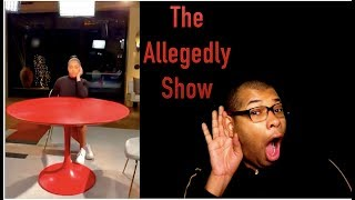 The Allegedly Show: Jordyn on Red Table Tell All Ya Business + Celebrity Gossip Shade & Tea