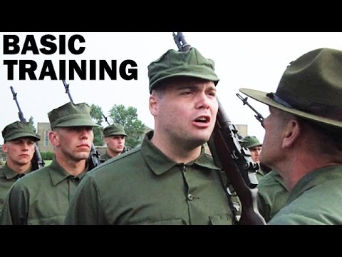 US Army Basic Training - The First Eight Weeks | Documentary | 1969