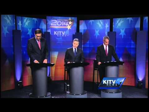 Commitment 2014 Gubernatorial Debate, Part 2