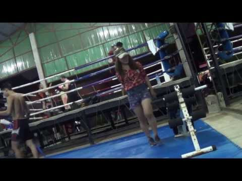 """Privat Training from the German in Thailand  """" Tiger Muay Thai """""""