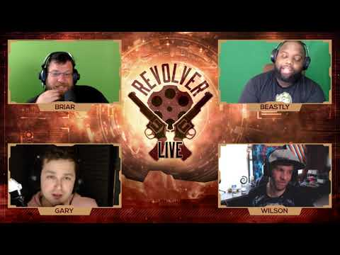 Revolver Live - Ep. 37 - Conspiracy Theory!