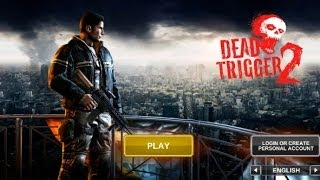 Dead Trigger 2 Android App Review (Gameplay)