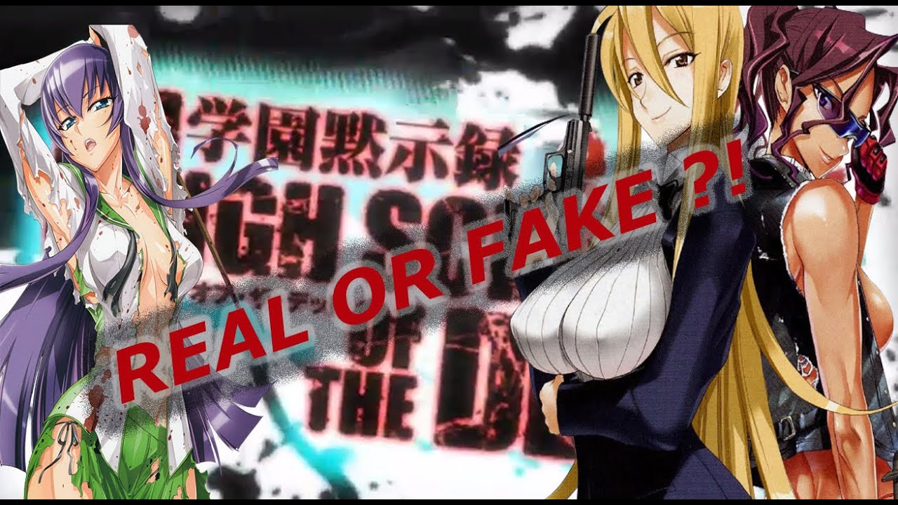 High School Of The Dead Season 2 Confirmed for Late 2016 ...
