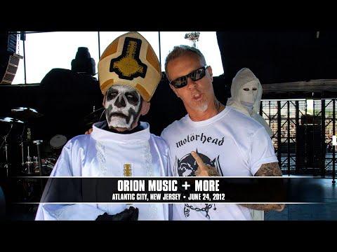 Metallica - Orion Music & More Day 2 Recap (Live - Atlantic City, NJ) - MetOnTour Thumbnail image